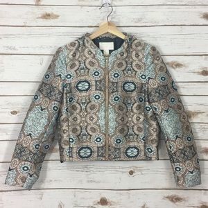 H&M Conscious Collection Bomber Jacket Size 6